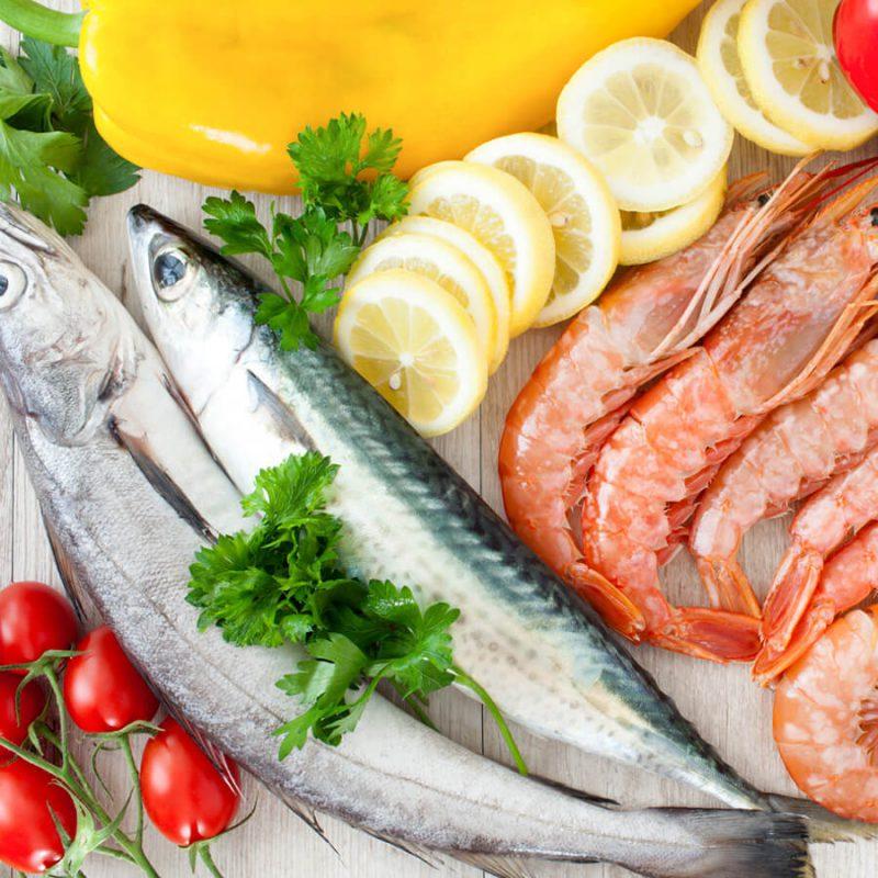 Pesce dell'Adriatico